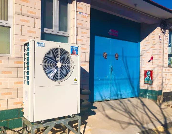 空气源热泵供暖系统安装前必读!